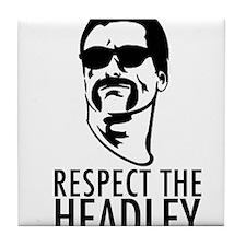 The Greatest Man Alive Merchandise! Tile Coaster