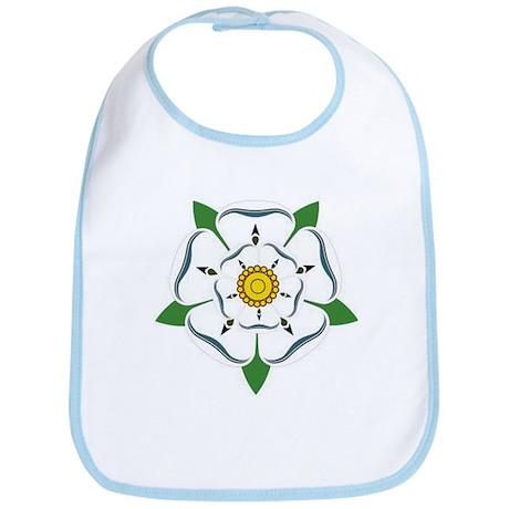 Yorkshire Rose Bib