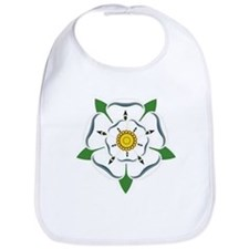 Yorkshire Rose Bib