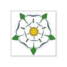 Yorkshire Rose Sticker