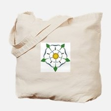 Yorkshire Rose Tote Bag