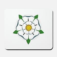 Yorkshire Rose Mousepad