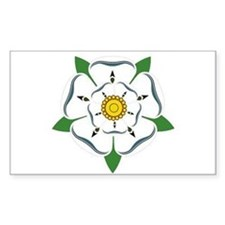Yorkshire Rose Decal