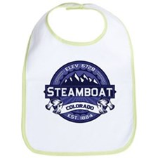 Steamboat Midnight Bib
