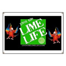 Livin' the Lime Life Logo Banner