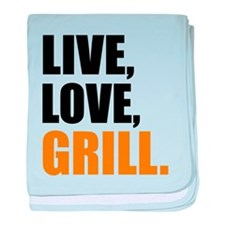 grill baby blanket