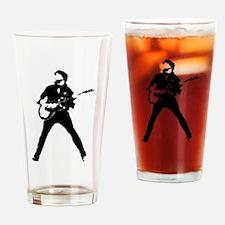guitarist musician Drinking Glass