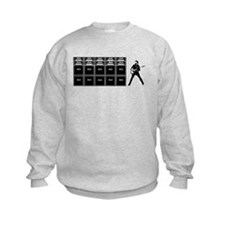 jcm800 marshall stacks Sweatshirt