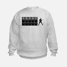 jcm800 marshall stacks Sweatshirt