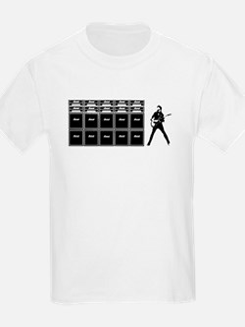 jcm800 marshall stacks T-Shirt