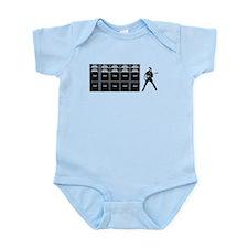 jcm800 marshall stacks Infant Bodysuit
