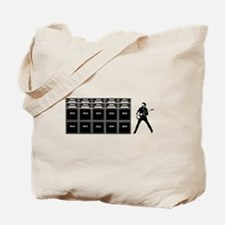 jcm800 marshall stacks Tote Bag