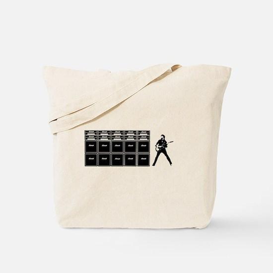 jcm800 marshall stacks Tote Bag