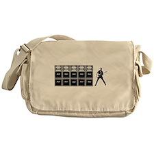 jcm800 marshall stacks Messenger Bag