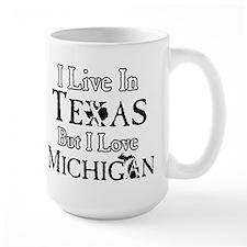 Detroit Texas Mug