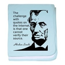 Internet Quotes Abe Abraham Lincoln Funny baby bla