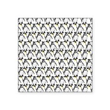 Penguin Pattern 1 Sticker