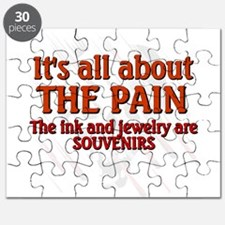 All About the Pain Puzzle