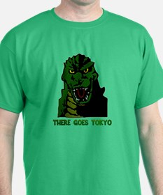 There Goes Tokyo T-Shirt