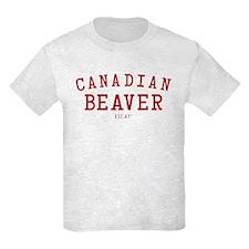 Canadian Beaver 67 T-Shirt
