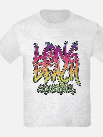 Long Beach Graffiti T-Shirt
