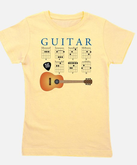 Guitar 7 Chords T-Shirt