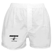 Breakdancing my therapy Boxer Shorts