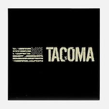 Black Flag: Tacoma Tile Coaster