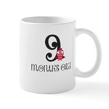 9 Months Old Baby Bird Mug