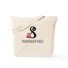 8 Months Old Birdie Baby Milestone Tote Bag