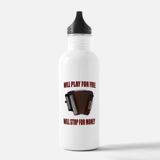 ACCORDION FUN Water Bottle
