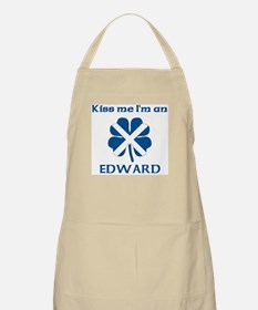 Edward Family BBQ Apron