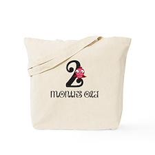 2 Months Old Birdie Baby Milestone Tote Bag