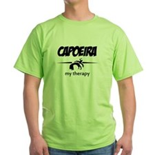 Capoeira my therapy T-Shirt