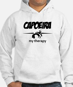 Capoeira my therapy Hoodie