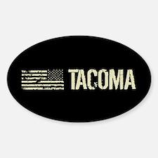 Black Flag: Tacoma Decal