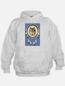 Wolf Shield Hoodie