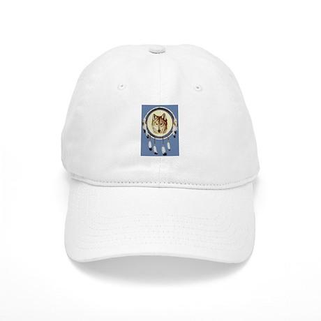 Wolf Shield Cap