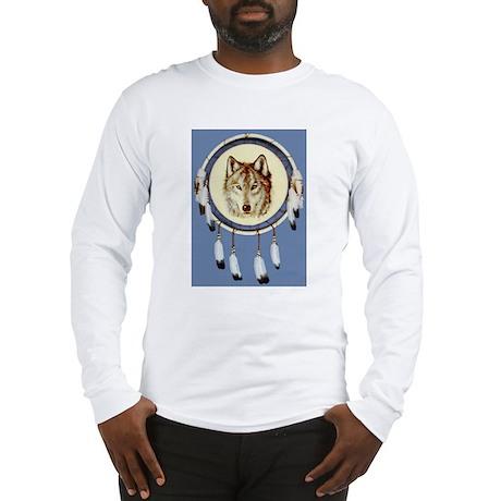 Wolf Shield Long Sleeve T-Shirt