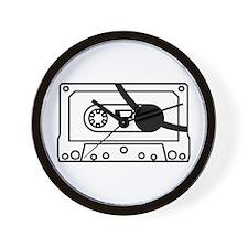 Music Pirate Wall Clock