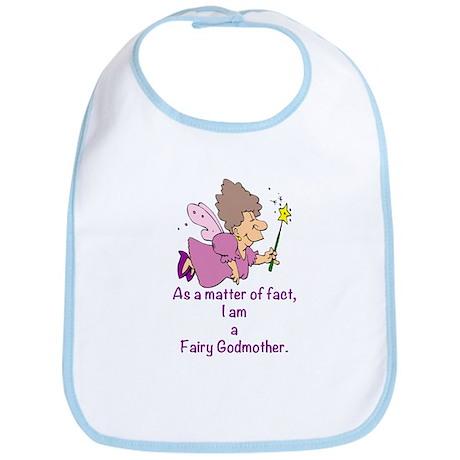 I am a Fairy Godmother Bib