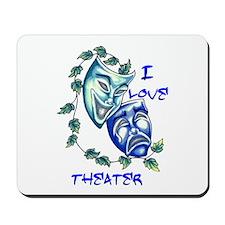 Ilove Theater Mousepad