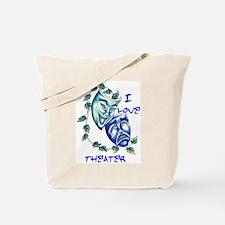 Ilove Theater Tote Bag