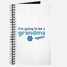 I'm going to be a grandma again Journal