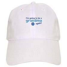 I'm going to be a grandma again Baseball Cap