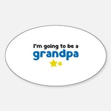 I'm going to be a grandpa Decal