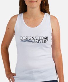 Designated Driver Women's Tank Top