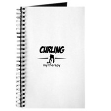 Curling my therapy Journal
