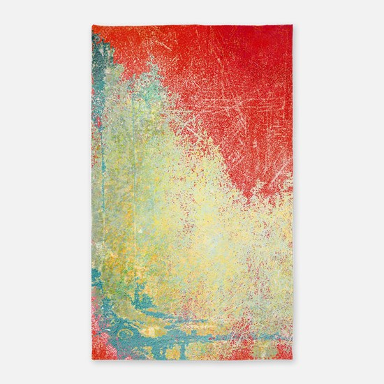 VINTAGE WALL DISTRESSED Area Rug