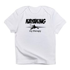 Kayaking my therapy Infant T-Shirt